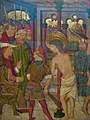 Altarpiece with Scenes from the Passion, attr. Master Morata, Spain, 1470-1505 (5445669843).jpg