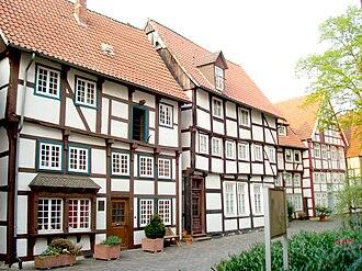 "Gütersloh - Am Alten Kirchplatz (""old church square"")"