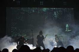 Amenra live in 2013