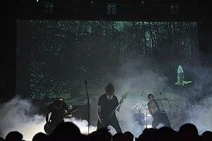 Amenra - Amenra live in November 2013