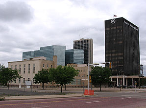 Amarillo, Downtown
