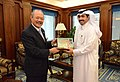 Ambassador Deddy Saiful Hadi and Minister Mohammed Saleh Al-Sada.jpg