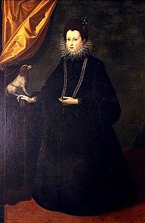 Ambito fiorentino - Maria Maddalena di Ferdinando I de' Medici.jpg