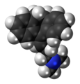 Amitriptyline molecule spacefill.png