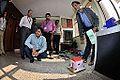 Amphibious Home - Exhibit Prototype Demonstration - Indo-Finnish-Thai Exhibit Development Workshop - NCSM - Kolkata 2014-11-27 9875.JPG
