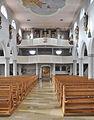 Amtzell Pfarrkirche Blick zur Empore 2.jpg