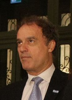 Argentine lawyer and politician
