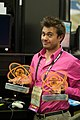 Andy Schatz Two Awards Independent Games Festival 2010.jpg