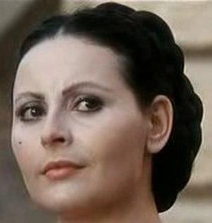 Angela Luce - Angela Luce in Addio fratello crudele (1971).