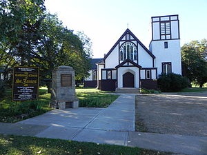Peace River, Alberta - The Anglican Church in Peace River