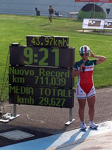 Anna Mei, record del mondo 24h Ultracycling.JPG