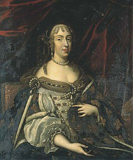 Anne Marie Louise d'Orléans, Duchess of Montpensier in 1682.jpg