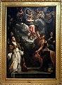 Annibale Carracci, Madonna col Bambino in gloria fra santi, 1590-1592 circa.jpg