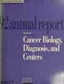 Annual report - National Cancer Institute (U.S.) (IA annualreport19922nati).pdf