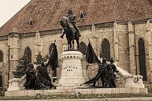 Ansamblul monumental Matia Corvin