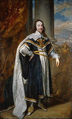 Anthony van Dyck (1599-1641) - Charles I (1600-1649) - RCIN 404398 - Royal Collection.jpg