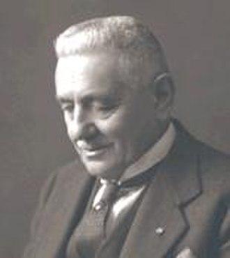 Antonio Bernocchi - Antonio Bernocchi in 1885