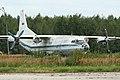 Antonov An-12B RA-12126 (8561144549).jpg
