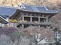 Anyangnu, Buseoksa, Yeongju (영주 부석사 안양루) - panoramio.jpg