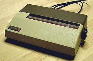 Apple Silentype printer by Apple