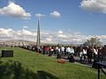 April 24, 2011 marking the 96th anniversary of Armenian Genocide.JPG
