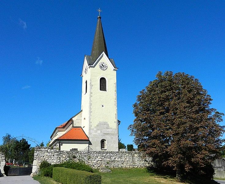 File:Arbesthal Pfarrkirche Johannes der Taeufer 2011.jpg