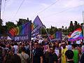 Arcigaynapoli bandiere.jpg