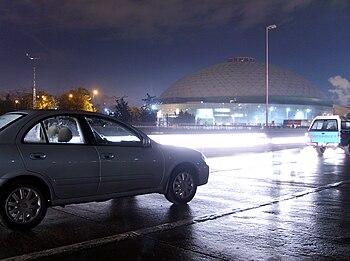Arena Santiago Night