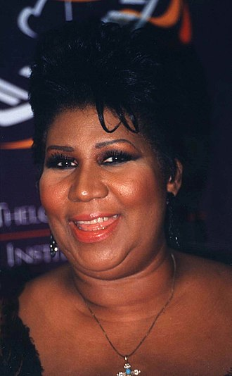 Aretha Franklin - Franklin in 1998