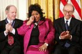 Aretha Franklin honored with the Presidential Medal of Freedom.jpg