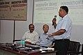 Arijit Dutta Choudhury Addresses - Opening Session - Capacity Building Workshop On Innovation Hub - NCSM - Kolkata 2018-03-19 8813.JPG