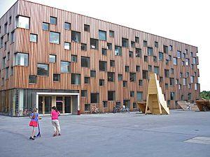 Umeå School of Architecture - Image: Arkitekthsk