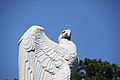 Arlington National Cemetery - eagle atop Schley Gate - 2011.jpg