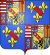 Armoiries duc d'Aumale.svg