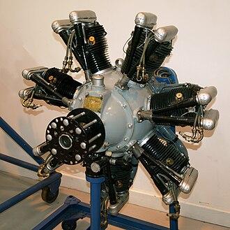 Armstrong Siddeley Genet Major - Armstrong Siddeley Civet