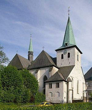 Arnsberg - Probsteikirche.