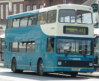 Arriva Southern Counties - Image: Arriva Kent & Sussex 5928