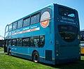 Arriva Medway Towns bus 6456 (GN58 BTE), M&D 100 (3).jpg