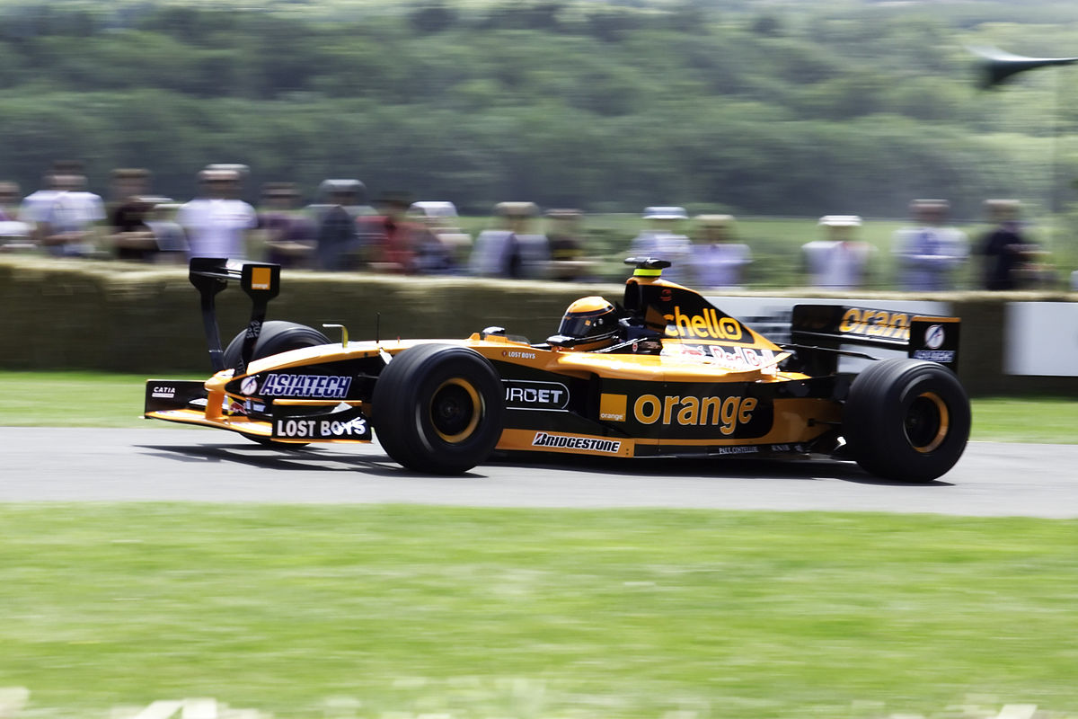 K And S Auto >> Arrows A22 - Wikipedia