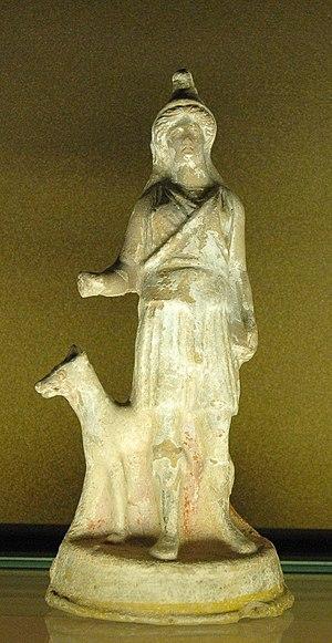 Phrygian cap - Image: Artemis Bendis Louvre CA159