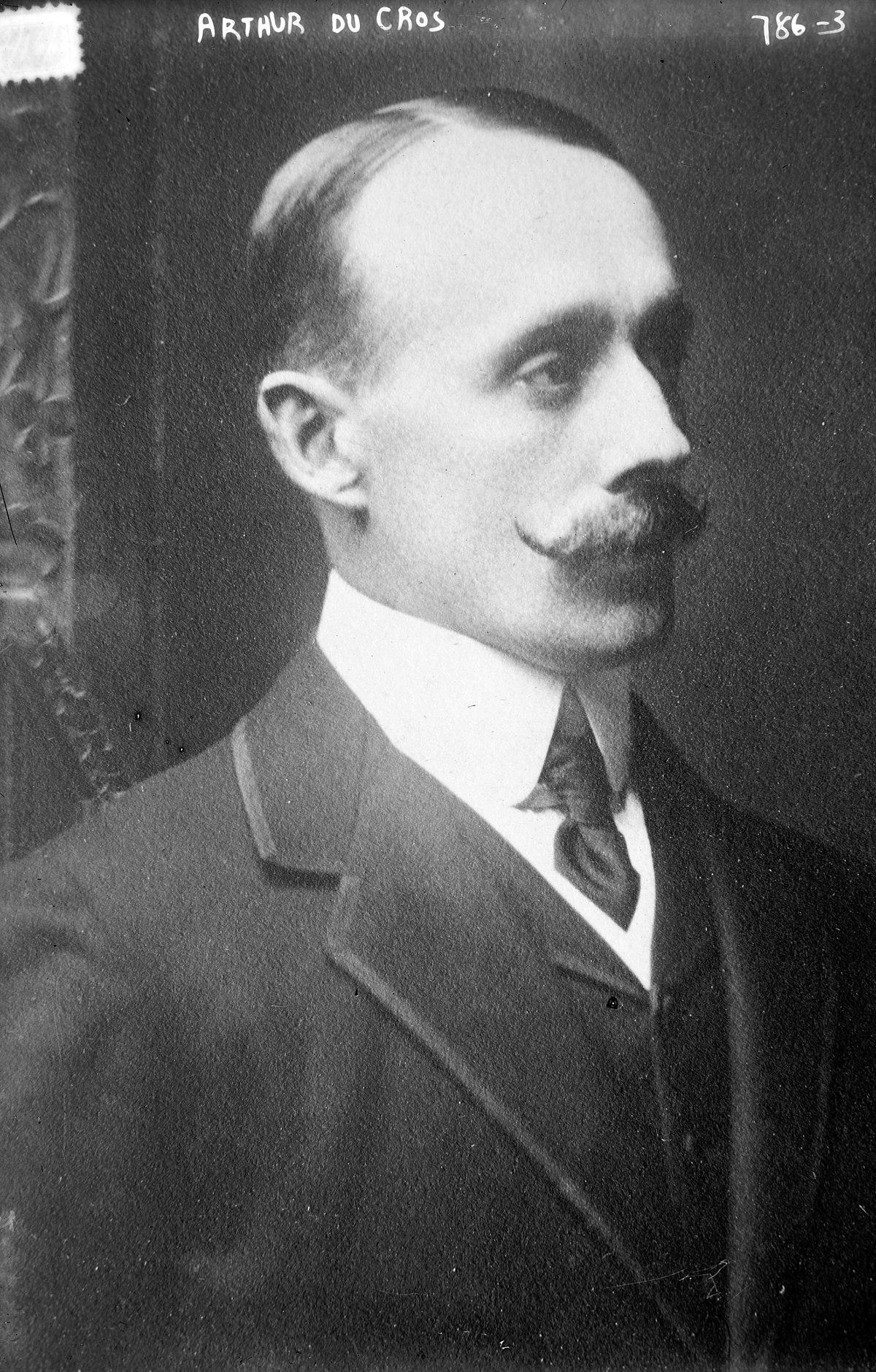 Arthur Du Cros Wikipedia