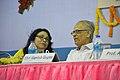 Arundhaty Ghosh and Saroj Ghose - Inaugural Function - MSE Golden Jubilee Celebration - Science City - Kolkata 2015-11-17 7180.JPG