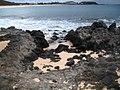 Ascension Island Black igneous rocks.jpg