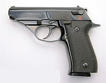 Astra A-60 semi-automatic pistol, left side.jpg