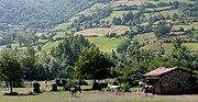 Asturian countryside near Pola de Lena