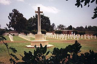 Atherton War Cemetery