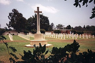Atherton War Cemetery - Atherton War Cemetery