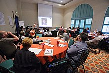 Workplace Summit Attendees