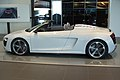 Audi R8 Spyder 5.2 FSI quattro Seite.JPG