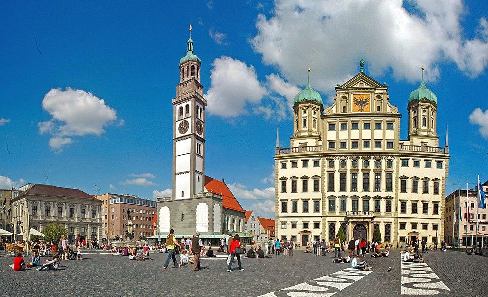 Augsburg - Markt